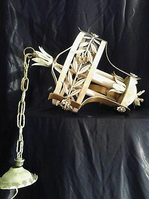 Vintage 1960s Chandalier From Italy