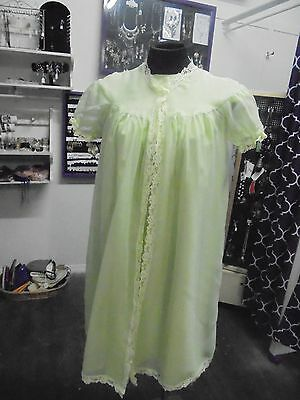 Vintage 60's Negligee/night gown & dressing gown set