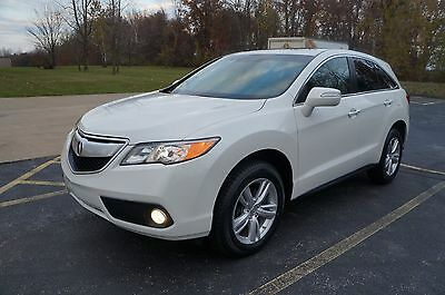 2015 Acura RDX  Technology Package 2015 Acura RDX Technology Package only 17k miles