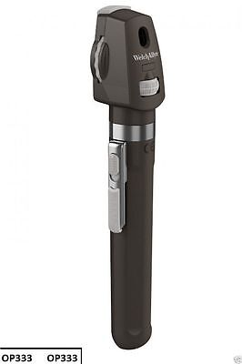 Welch Allyn Pocket LED Ophthalmoscope with AA Battery Handle 12870 Free Ship