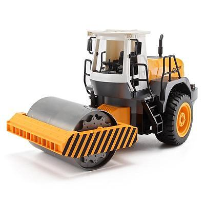 R/C Toy Radio Control Heavy Industry Construction Road Rollers Engineer Vehicle