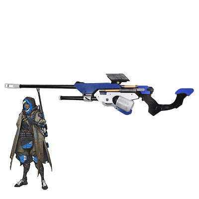 Overwatch OW Ana Biotic Rifle Gun Weapon PVC Cosplay Prop