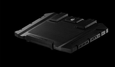 Cooler Master SF-15 Gaming Laptop Notebook Cooler Cooling Pad Coolermaster SF15.