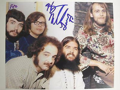 CANNED HEAT Signed Autograph 8x10 Photo  Woodstock 1969
