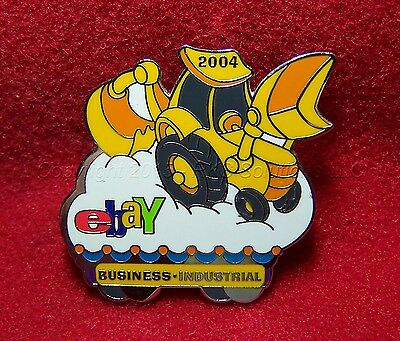 eBay Live 2004 Business & Industrial cloisonné pin back pinback
