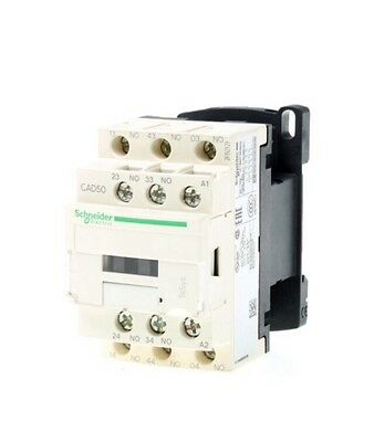 Schneider Cad50B7 Contactor 10A. Brand New, Boxed.