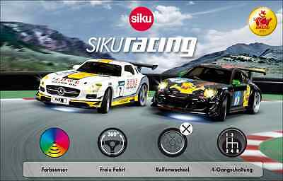 Siku 6810 - SIKU RACING GT Challenge Race Pack 2.4 GHz R/C Controlled Scale 1:43