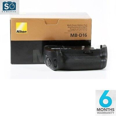 Genuine Nikon MB-D16 Multi power battery Pack Grip for D750 MBD16
