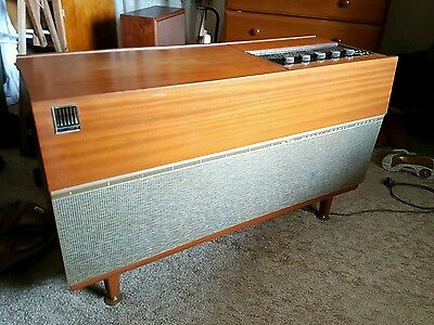 1965 Kriesler Multi Sonic Stero. With original Microphone and handbook!