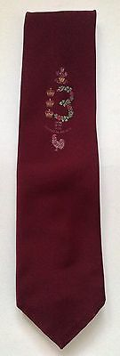 Wales Rare Tie 1978 Grand Slam and 3 Consective Triple Crowns