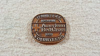 1993 National Convention of the American Red Cross pin pinback