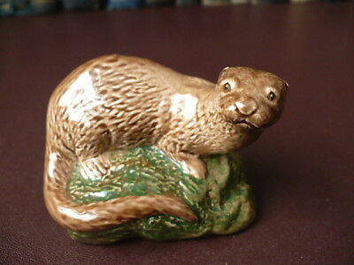 """Vintage Beswick Otter made for Beneagles Scotch Whisky 1981 """"Empty"""""""