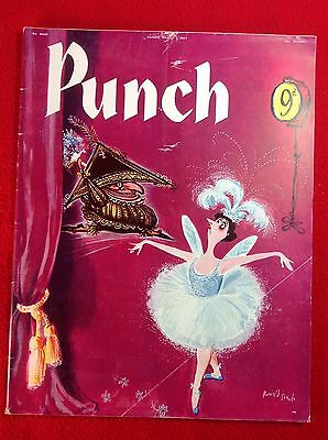 Vintage : PUNCH Magazine : 6th March 1957