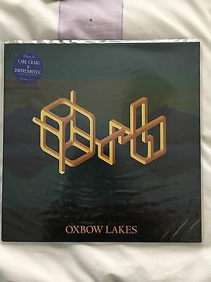 "The Orb Oxbow Lakes 1995 UK 12"" Remix Rare"