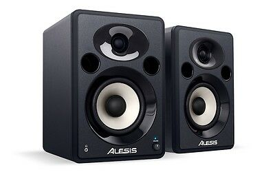 Alesis Elevate 5 Powered Desktop Studio Monitor Speakers