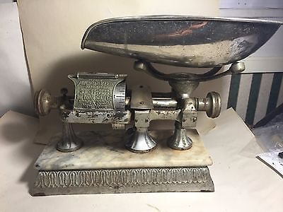 Antique Dodge Scale Micrometer Made In New York  Pat. 1898 1903  Estate Find