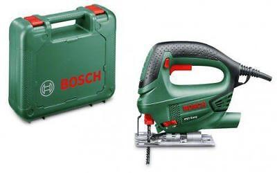BOSCH seghetto alternativo 500w 65mm in valigetta PST EASY