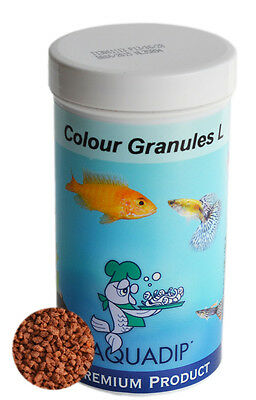 Goldfish GRANULES 3 COLOUR 2 kg Bulk Bag
