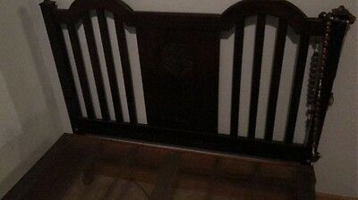 Antique Double Bed - Collection. From BRoadstairs Kent