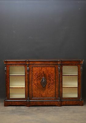 Exceptional Victorian Credenza in Thuyawood