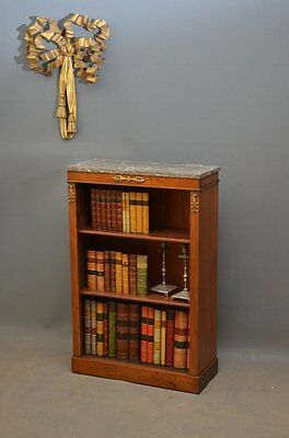 Attractive Turn of the Century French Bookcase - Small Antique Bookcase