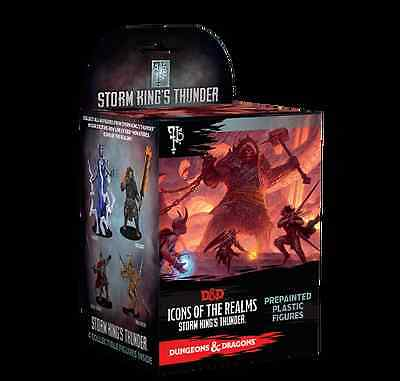 Storm King's Thunder D&D Icons of the Realms Miniatures Booster Set 5