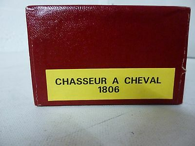 """Dragoon Models - Metal Military Figure """"Chasseur A Cheval 1806"""""""