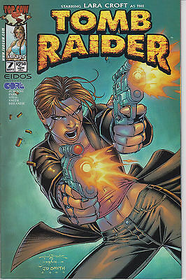 Tomb Raider 7 - 2000 - Near Mint