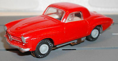 Faller AMS Mercedes Benz 190SL with Blockmotor chassis