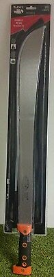 "Barnel Tools Weed Slasher 22"" +sheath bush forest garden reeds brambles thistles"