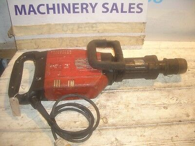 Hilti Te905 Avr 110V Heavy Duty Demolition Breaker Vat Included Free Post Sra2