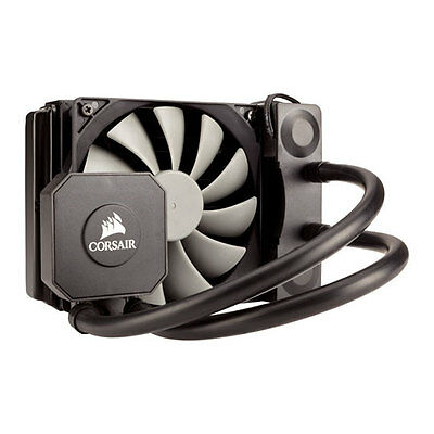 Corsair Hydro Series H45, 120mm All-In-One Hydro Cooler CPU Cooler, 1x120mm SP12