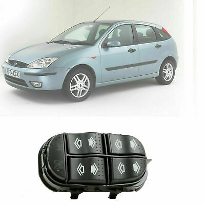 Brand New Ford Focus Mk1 98> 05 Electric Window Control Switch Unit 11 Pin