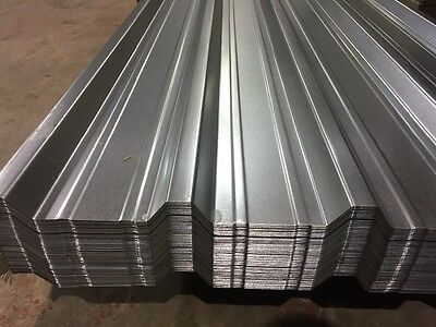 box profile roof sheets, cladding galvanised