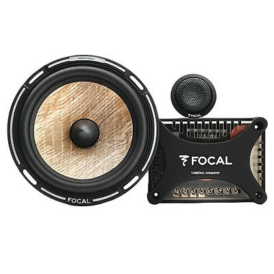 Focal PS165FX Flax Cone / 6.5'' / 2-Way Component Kit