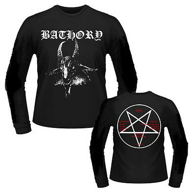 BATHORY - Goat - Long Sleeve T SHIRT S-M-L-XL-2XL New Official Kings Road Merch