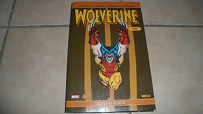 L'Intégrale Wolverine Panini 1990 -Be+