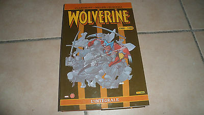 L'INTÉGRALE WOLVERINE PANINI 1988-1989 - comme neuf