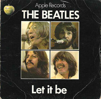 SP - RARE - The Beatles - Let It Be