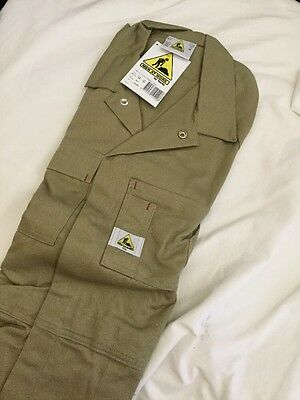 HARD YAKKA MENS Overalls Size 89L ALL COTTON