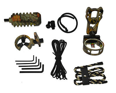 upgrade Compound Bow sight kits arrow rest stabilizer  Accessories for Compound