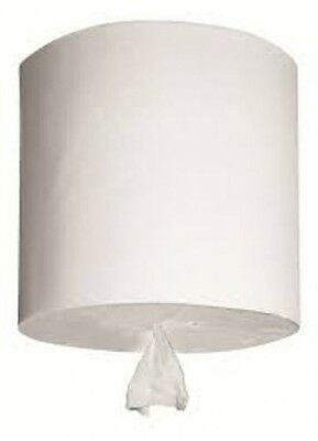 Abc Style-19300 Deluxe Centreline Roll Towel - Paper Towels - Carton (4 Rolls)