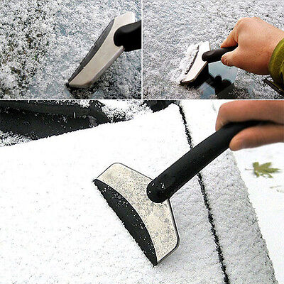 New Portable Cleaning Tool Ice Shovel Vehicle Car Windshield Snow Scraper Window