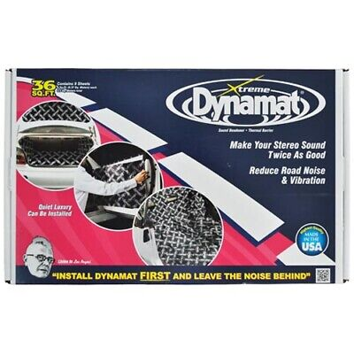 Dynamat 10455 Xtreme Bulk Pack With GEN DYNAMAT WARRANTY!