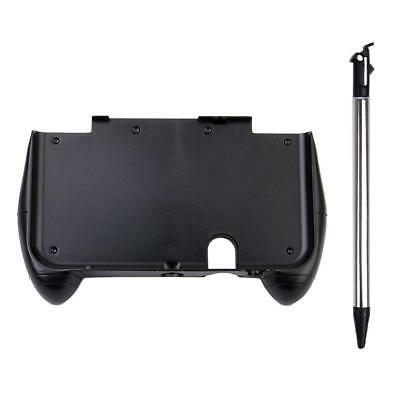 For New Nintendo 3DS XL/LL Retractable Stylus Touchpen Pen + Hand Grip Stand