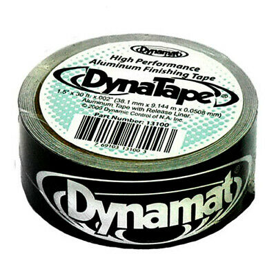 Dynamat 13100 Black Dynatape With GEN DYNAMAT WARRANTY!