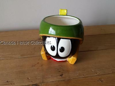 Marvin the Martian Ceramic Head Cup / Mug - Applause Inc Looney Tunes vtg 1992