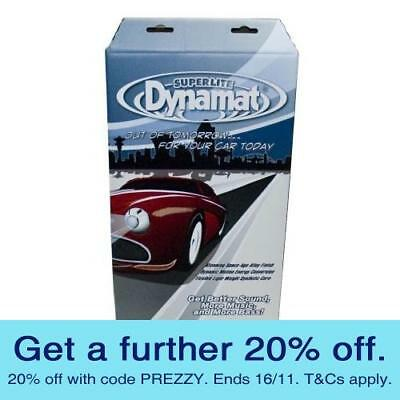 Dynamat 10612 Superlite Tri-Pack With GEN DYNAMAT WARRANTY!