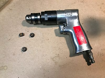 Ingersoll- Rand 7802r air drill with reverse