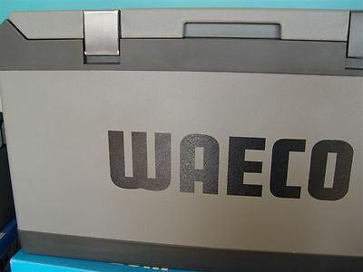 Stainless Steel Latch and Hinge Set to suit Waeco CF80, CF110